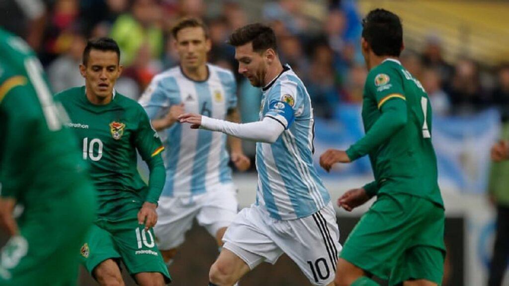 Eliminatorias: Argentina y Bolivia jugarán con público y 30% de aforo - LRH  713, La Radio 89.9 MHz.